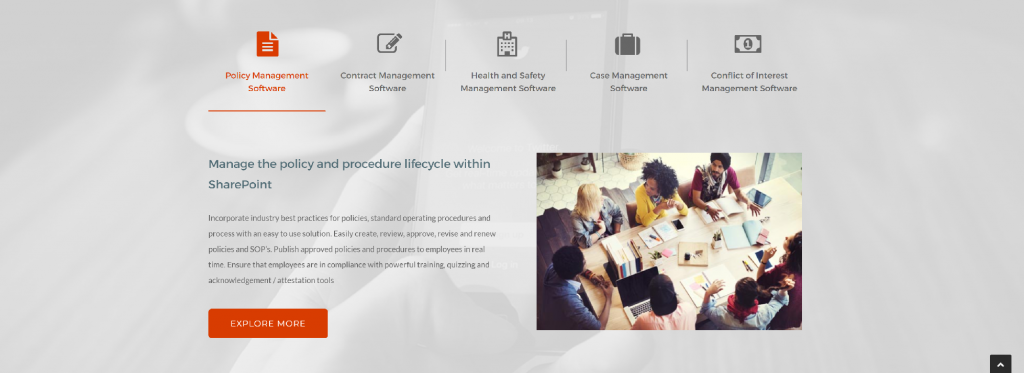 Contract Management Software