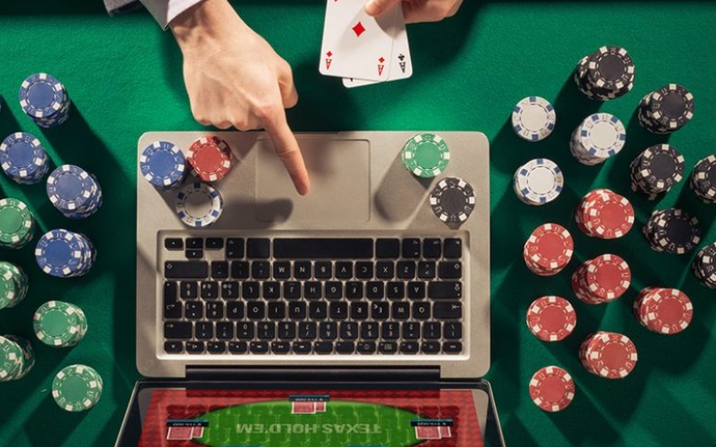 Access To Numerous Casino Games With Rush