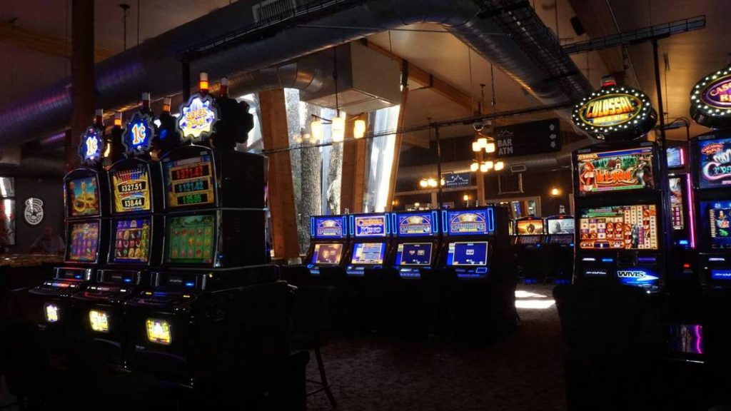 New Ideas Into Gambling By No Means Earlier Than Revealed